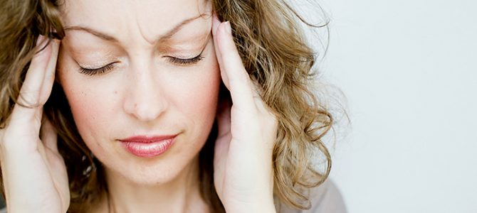 Главоболие и Боуен терапия